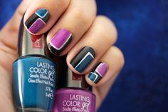 @trendynail  #nailart #pupanailacademy #nailart  Smalti Lasting Color Gel