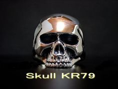 ◆ Sale SALE popular 20% OFF which there is Keith Skull Ring Keith scull ring / silver accessories / silver ring / men / Lady's reason in (if I write a review after the product receipt domestically)