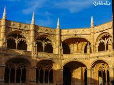 Manasitrea Jeronimos din #Lisabona - un alt obiectiv #UNESCO incredibil, ce nu trebie ratat daca ajungeti in #Portugalia  #Jeronimos #Monastery #Portugal