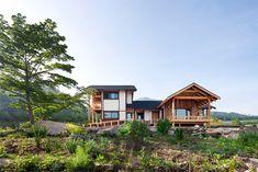 해외에 소개된 거창의 전원주택 - Daum 부동산 커뮤니티 삼대가 살기좋은 집! Best