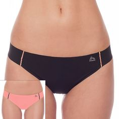 RBX 2-pack Laser No Show Thong Panties RBX018, Women's, Size: