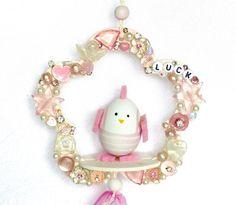 Weihnachten Geschenk Mädchen Baby  von LonasART auf DaWanda.com