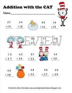 Second Grade Math! $1