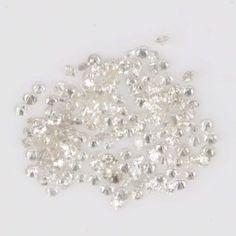4.84 Ct Fabulous Natural Round Brilliant Cut Loose Diamond Lot