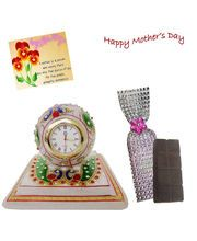 Mother's Day is the best day to show how much you love and appreciate for your mum. Mother is the best person in the world and she is first instructor to everyone. Take some time and look deep into your hearts about what you're going to get your mom this year that will really be valuable. Mothers day chocolate gifts can easily put a beaming smile on her face and a lasting memory on her heart. You can buy all types of mothers day gifts online at discounted price with free shipping in India.