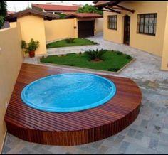 casa com piscina                                                                                                                                                                                 Mais