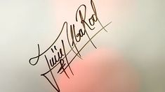 Signature Ideas, Name Signature, Cool Signatures, Typography, Lettering, School Supplies, Bullet Journal, Names, Arch