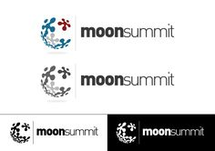 Create a logo for the 2014 MOON Summit by tukangambar99
