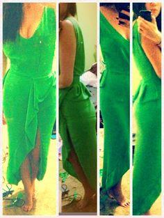 Buibui #greendress
