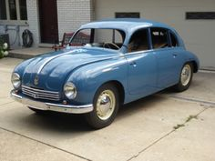 Learn more about Heavy Lifting Done: 1950 Tatra Tatraplan Restoration on Bring a Trailer, the home of the best vintage and classic cars online. Classic Cars Online, Online Cars, Unique Cars, Bmw Cars, Vintage Cars, Vintage Room, Concept Cars, Cars And Motorcycles, Automobile