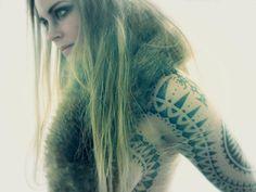 Vikings Tattoos By Peter Walrus Madsen (7b)