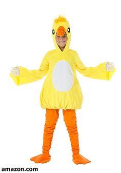 Halloween Yellow Duck Cosplay School Party Costume Warm Hat Headgear