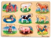 Buy Melissa & Doug Classic Farm Sound Puzzle from BrightMinds. Leading UK Online Educational Kids Gifts and Childrens Toy Shop for Melissa & Doug Classic Farm Sound Puzzle Speech Language Therapy, Speech And Language, Speech Therapy, Receptive Language, Speech Pathology, Occupational Therapy, Language Activities, Therapy Activities, Therapy Ideas