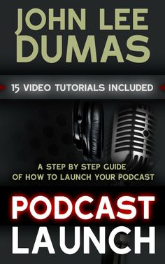 Podcast Launch: How to Podcast; a complete guide. Includes 15 Video Tutorials!  ($3.13)