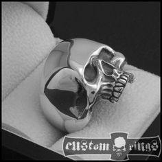 Armageddon Skull Ring