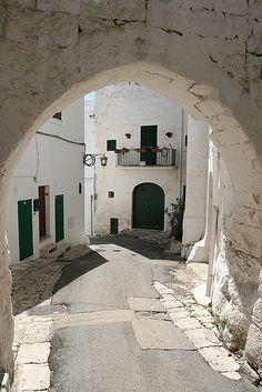 Ostuni, Puglia | Italy(by Alberto Bizzini)