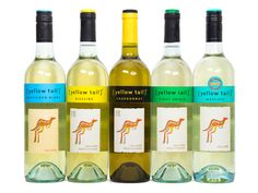 Review: Every White Wine from Yellow Tail