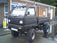Honda Acty Crawler | Retro Rides