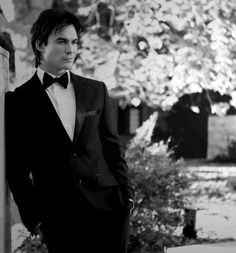 You're just going to start going in my let me have you category because I want you, Mr. Somerhalder.