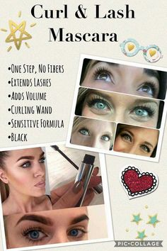 This stuff speaks for itself, plumps your lashes and makes them look long and full. I love ❤️❤️❤️ this stuff‼️ You will too it a must have‼️ Mascara Tips, How To Apply Mascara, Oily Skin Care, Anti Aging Skin Care, Curl Lashes, Curling Mascara, Facial Treatment, Acne Skin, Good Skin