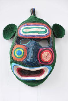 Masks | 2010 – ongoing - artnau | artnau