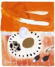 Mary Fedden | Still Life with Eggs