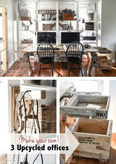 Creative Phone Stations Upcycled Style Quirky Cool Ideas By Funky Junk I