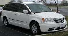 Chrysler Town and Country Minivan White Town And Country Minivan, Chrysler Voyager, Image Sites, Chrysler Town And Country, Car Images, Vehicles, Elevator, Cars, Autos