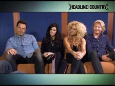 Little Big Town on Headline Country