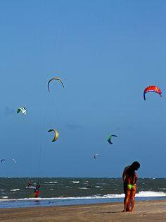World Kite Surfing Championship @ Cumbuco - Ceara - Brazil     http://driftingthru.com