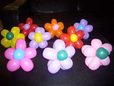 Flower wristlets