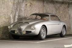 Alfa Romeo 1900 Super Sprint Zagato Coupe (1954-58)