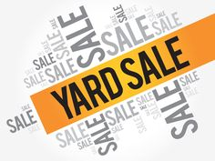 Yard Sales in the Hunterdon, Somerset and Warren County area – for this Weekend of April 21st http://jpeters.com/?p=16512