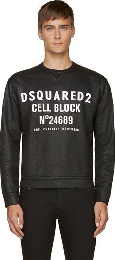 Dsquared2 - Black Coated