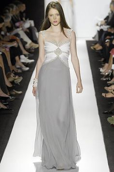 Badgley Mischka Spring 2008 Ready-to-Wear Fashion Show Collection