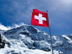Switzerland expats - Swiss flag
