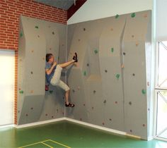Climbing Wall Projects