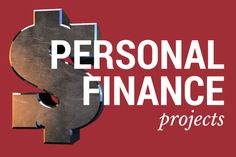 Need personal finance projects for your students? Get started here.