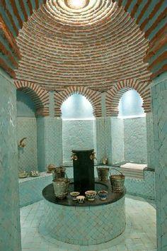 Hammam at L'hotel Tigmiza Suites & Pavillions in Marrakech