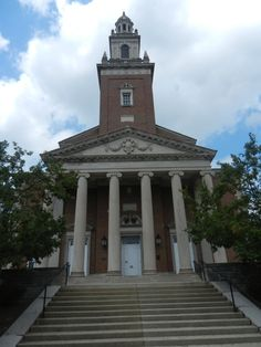 Swasey Chapel, Denison University, Granville, Ohio