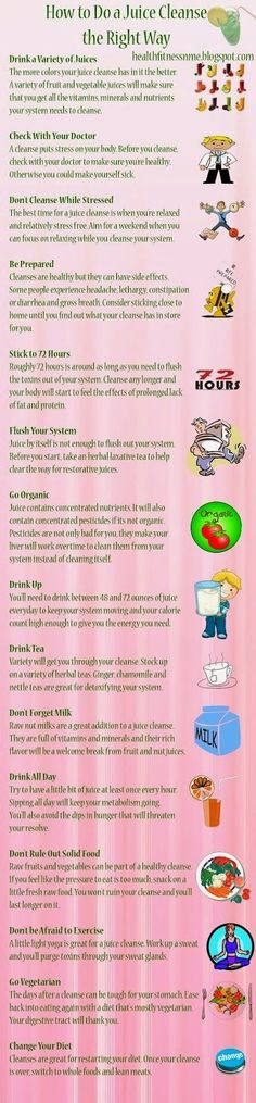 Many benefits of an organic vegetable and fruit juice detox, cautions for certain individuals PLUS:  How to Do a Juice Cleanse the Right Way [Infographic] to minimize side effects and avoid pitfalls