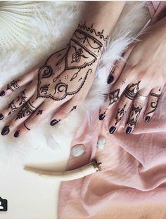 Western henna