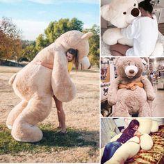 Come si fa a vivere senza?! 😍❤️🐻🐾 Big teddy bear 100, 120, 180, 200 cm 💕 Lo vuoi 👇🏻👇🏻👇🏻 clicca https://goo.gl/i0tg8e  #dreamshop #teddybear #cute #peluches #teddybears #bigteddybear #giantbear #love #peluchesgigantes #giantbears #giantbeard #bigteddybears #bigteddybear2u #peluchess #teddy #bigbear #nice #teddysize #teddybearmurah #teddybearbesar #peluche #puppy #picoftheday #instapic #giant #giantteddybear #giantteddybears #cuddles #pink #happy