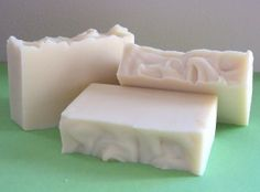 Cold Process - Holly's Goat's Milk Soap Recipe