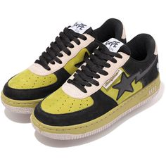 27c62ec0e712ac Bape Footwear - New Releases New colorways are now available for all of you  Bape fans. Included in the new line up are three new Bape Sta s