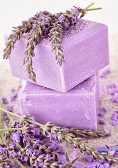 Lavender soap Such beautiful soaps. We need to know where each soap can be bought. The image is beautiful, but we really do look up about what we post. Lavender Cottage, Lavender Soap, Lavender Blue, Lavender Fields, Lavender Flowers, Purple Flowers, French Lavender, Purple Love, All Things Purple