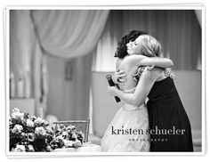 Bride and Maid of Honor's Special moment before the wedding.