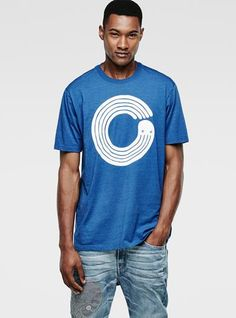 RAW for the Oceans -Occotis Circle Tee