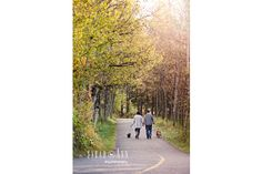 Couple walking their fur babies :) ~ Pet Photo Sessions ~ SarahAnn Dog Photography, Calgary Alberta Canada