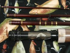Another idea for the wrapping on my nymph rod